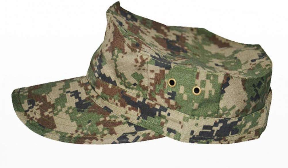 FHHYY Berretto Militare Berretto Ottagonale Unisex Fashional Airsoft Tactical Baseball cap Army Men Cappello Vintage cap Snapback Militare Navy Berretto Piatto Cotone