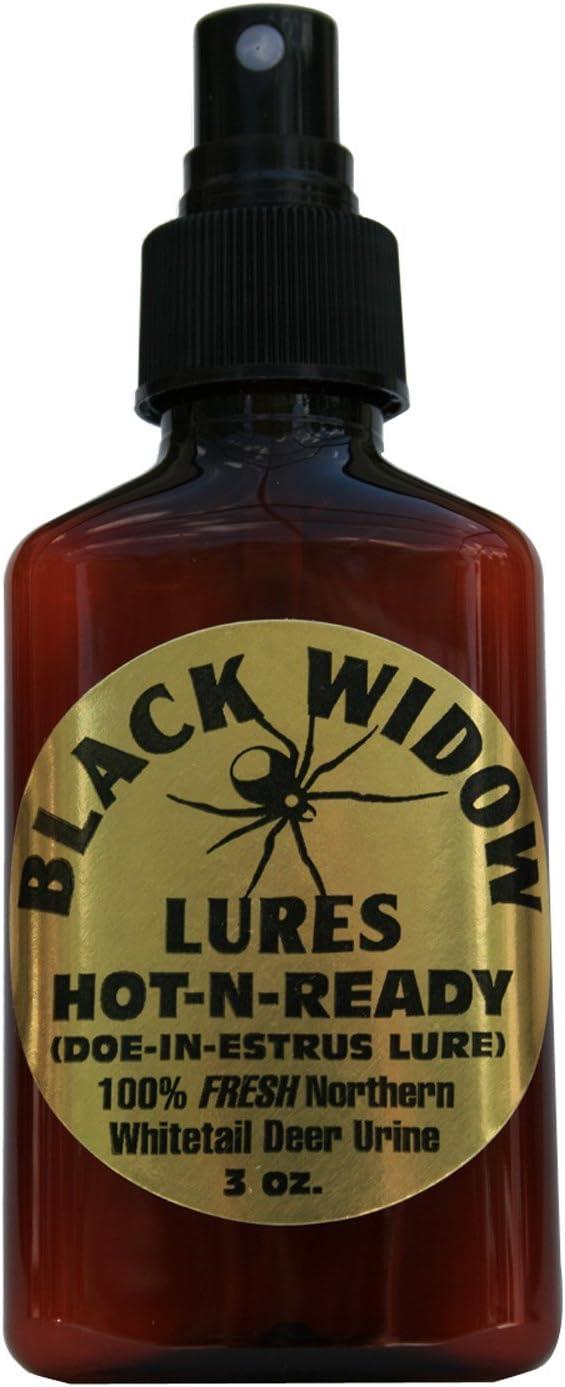 Black Widow Max 86% OFF Gold Label Hot-N-Ready 3oz - Lure High order Deer