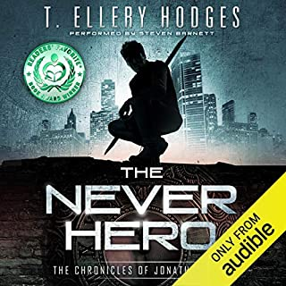 Couverture de The Never Hero