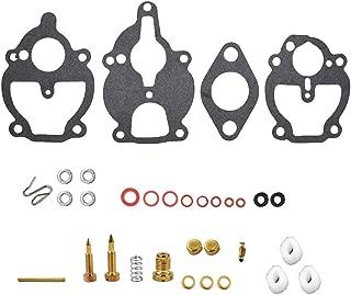 WFLNHB Carburetor Carb Rebuild Repair Kit for Zenith (Z-1) 61,62,67,68,161, 267 New