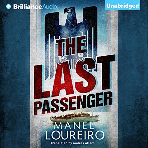 The Last Passenger cover art