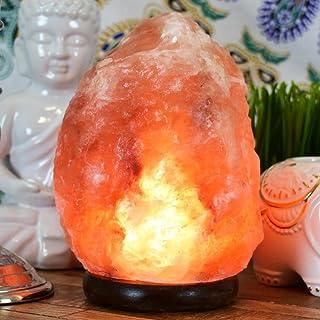 Himalayan Salt Lamp (4-6 Lbs ~ 7-8 Inch) With Dimmer Switch By Yellow Tree Company Original Himalayan Salt Lamps | Salt Lamp.