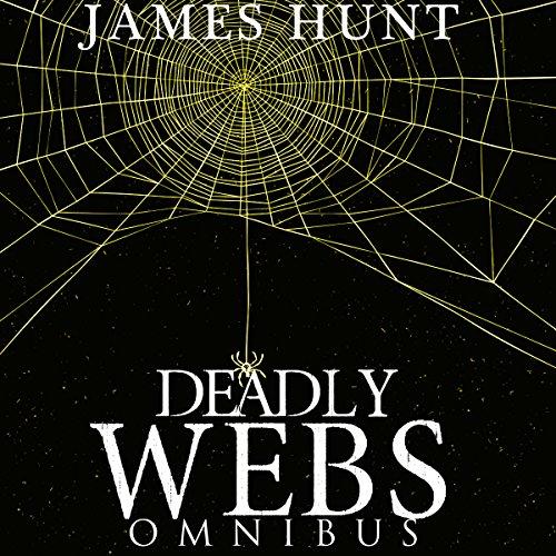 Deadly Webs Omnibus cover art