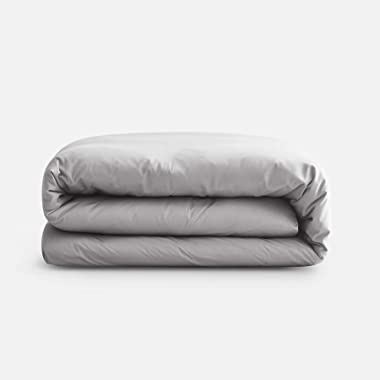 Sijo Premium 100% Austrian Eucalyptus Lyocell Tencel Duvet Cover, Cooling, Silky Soft, Smooth, Great for Hot Sleepers, Ultra