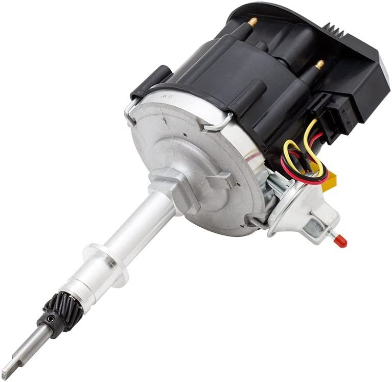 Top Street Performance JM6522BK Challenge the lowest price of Japan ☆ HEI Flat- Distributor with Super-cheap Black