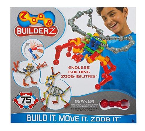Zoob - Set de 75 Piezas (Juratoys 0Z11075)