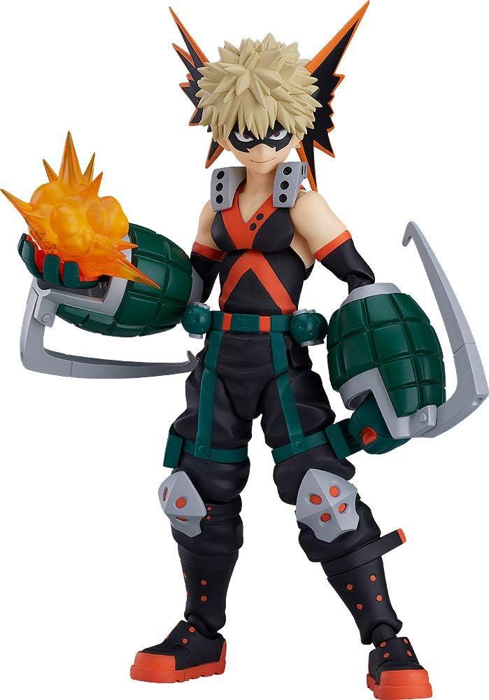 Max Factory My Hero Academia: Katsuki Bakugo Figma Action Figure