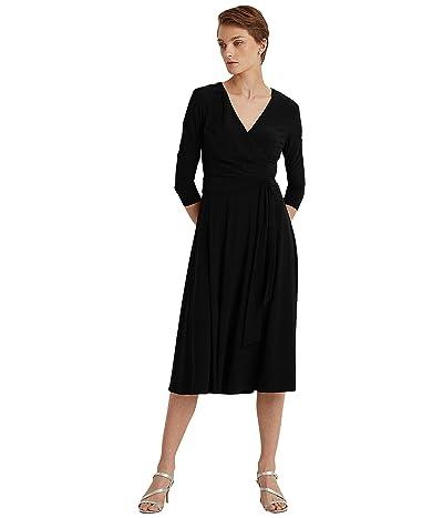 LAUREN Ralph Lauren Carlyna 3/4 Sleeve Day Dress