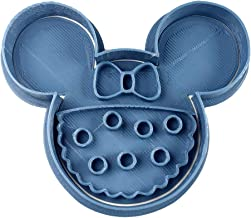 GKA 3d silicona molde Disney Bambi Corzo silicona forma pastel Forma Forma Fondant jab/ón Chocolate Forma Ni/ños molde molde para ni/ños