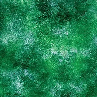 Green Mottled Gossamer Fabric, 59 Inches x 50 Yards