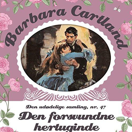 Den forsvundne hertuginde cover art