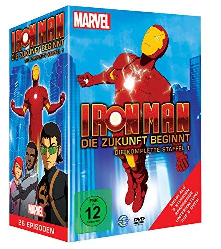 Komplette Staffel 1 (6 DVDs)