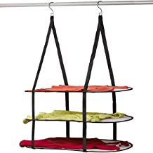 Home-it Hanging Sweater Drying Rack mesh Clothes Drying Rack
