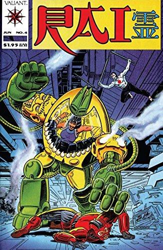 Rai (1992-1995) #4 (English Edition)