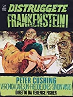 Frankenstein Must Be Destroyed [DVD]