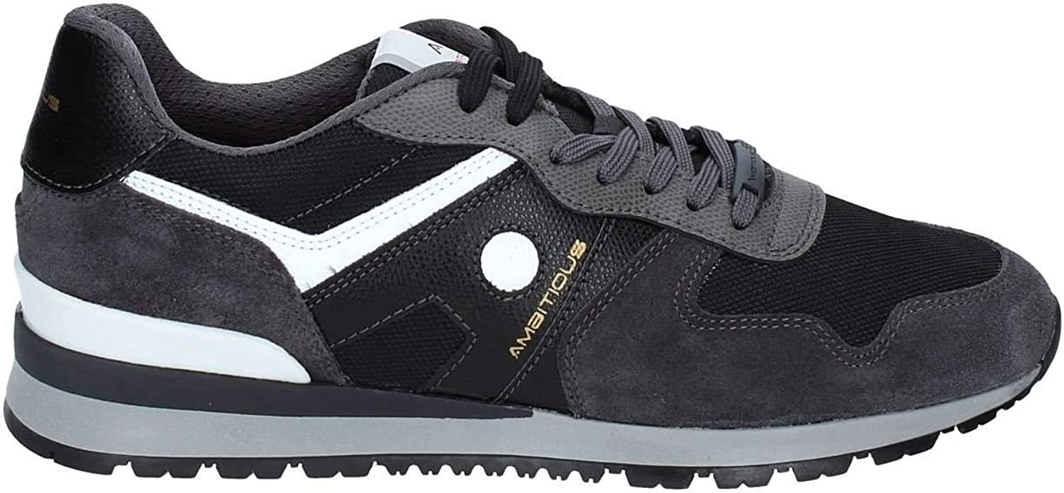 Ambitious 8095 Sneakers Man Grey 41