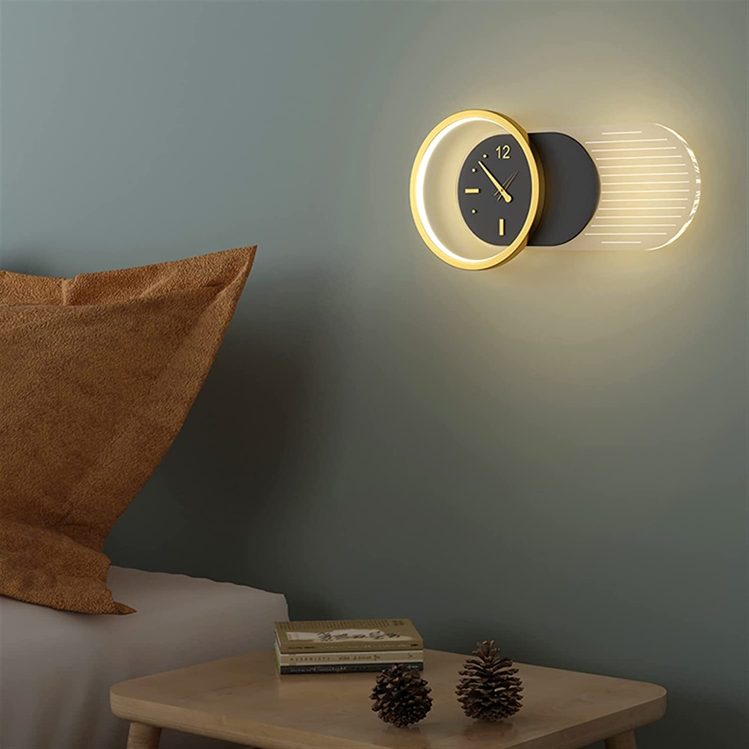 GZXYKJ Max 71% OFF Max 49% OFF Wall lamp Led Lights Living Room Bedroo Lighting for