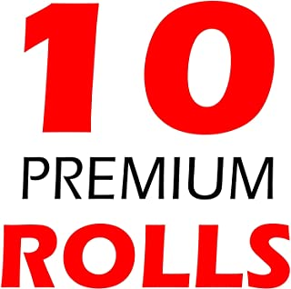 2 1/4'' x 50' Thermal Paper 10 Rolls for Ingenico iCT200, Ingenico iCT 220, Ingenico iCT250, Ingenico iWL255, Ingenico iWL252, Ingenico BIO930, Ingenico EFT930 Series, Ingenico EFT930S-L