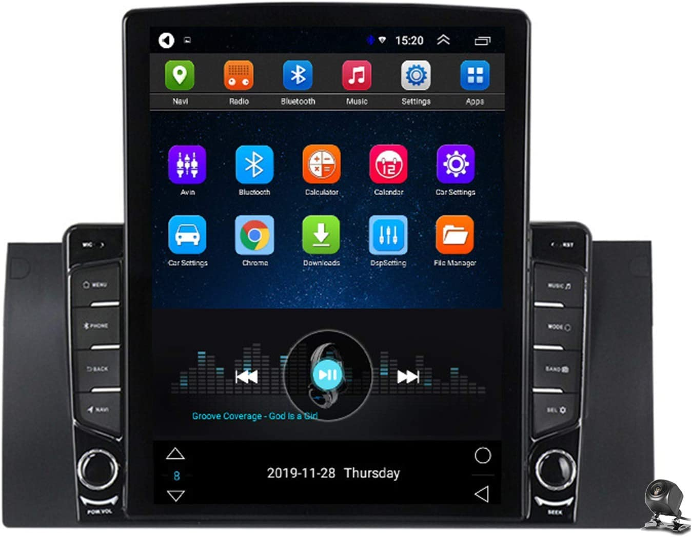 Elegant Car Stereo Android 9.0 Radio for BMW E53 Outlet ☆ Free Shipping E39 GPS 1999-2006 Na X5