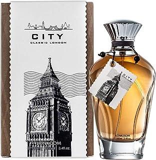 LONKOOM Perfume CLASSIC LONDON Parfum Men's Perfume Spicy-Woody Fragrance Good Gift For Men100ml