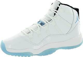 air jordan 11 white black legend blue