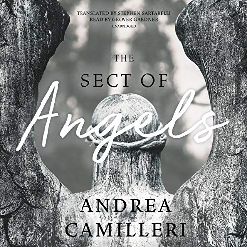 The Sect of Angels audiobook cover art