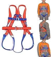 5 Points Adjustable Waist Hip Belt Work Safety Equipment Gear for Coercion Aerial Work Dangerous Adventure