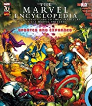 The Marvel Encyclopedia: A Definitive Guide to the Characters of the Marvel Universe