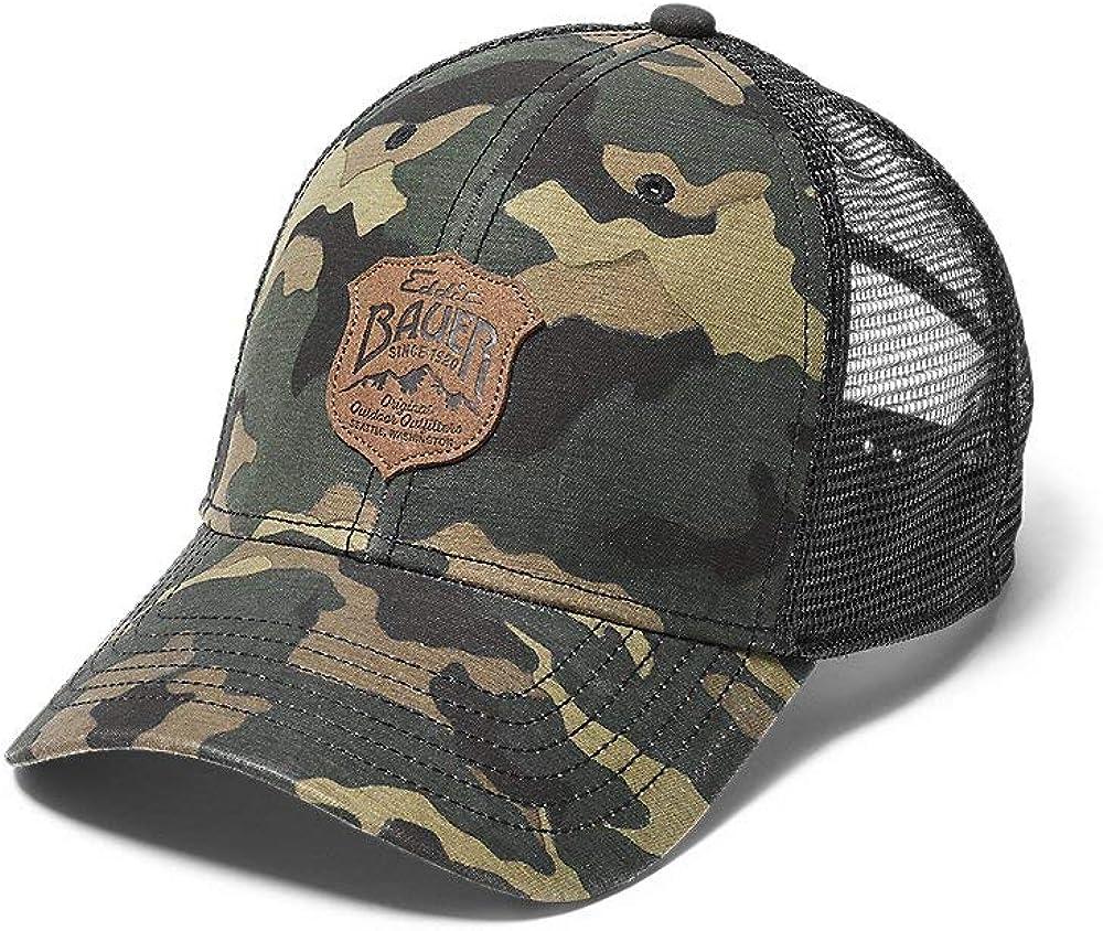 Eddie Bauer Mens Graphic Cap - Debossed Shield