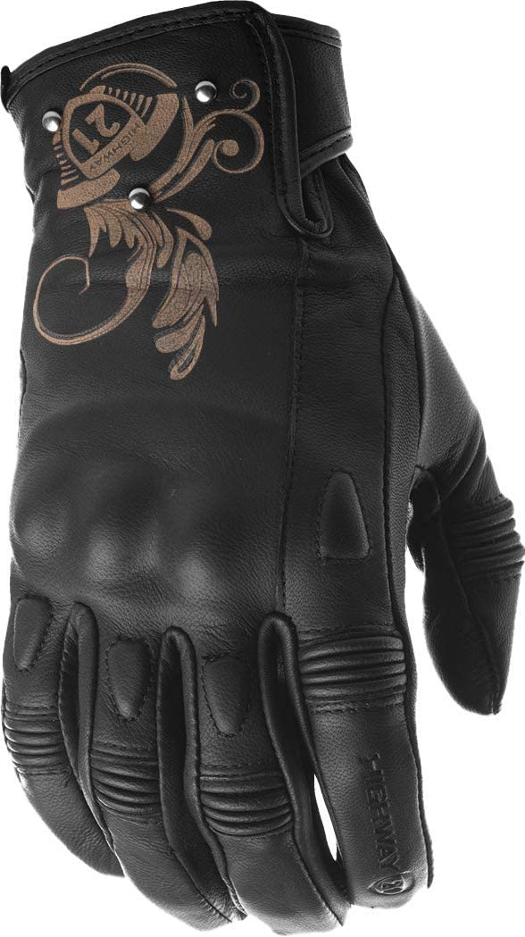 Parent - Women's Black Ivy Gloves