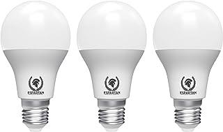 comprar comparacion Espartan Bombilla LED E27 Luz cálida 12W, 3000K, 840 lúmenes - 3 unidades