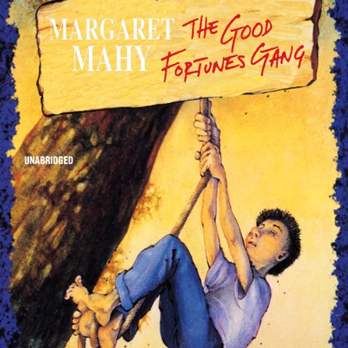 The Good Fortunes Gang audiobook cover art