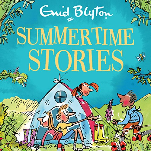 Summertime Stories cover art