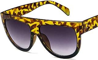 2018 new big box wild fashion sunglasses rice nail sunglasses fashion ladies sunglasses