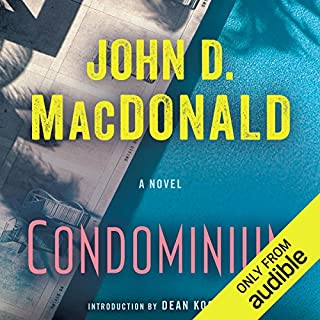 Condominium audiobook cover art