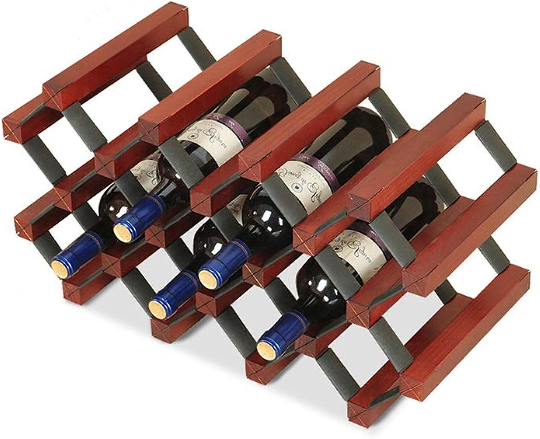 BTPDIAN Wine Bottle Rack Wine Rack Decoration Wine Rack Home Living Room Wine Bottle Rack Wine Cabinet