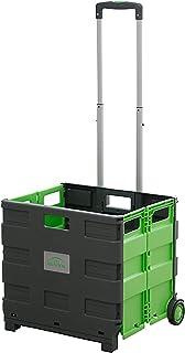 BUNDOK(バンドック) ボックス キャリー カート BD-318 折りたたみ式 耐荷重30kg