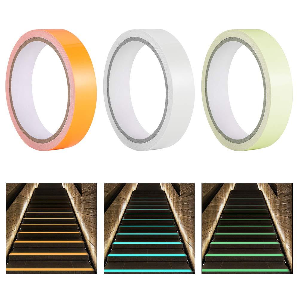 Konesky Reflective Glow Tape Rem Self-Adhesive Sticker Ranking Max 66% OFF TOP14