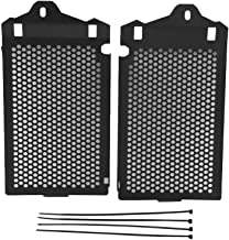 KKmoon 2Pcs Radiator Guard Protector Grille Grill Cover Fit for BMW R1200GS LC/Adventure 2013-2019 Radiator Grill Guard Protector fit