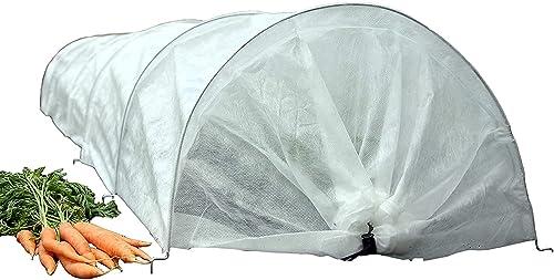 new arrival Tierra wholesale Garden 50-5010 sale Haxnicks Easy Fleece Tunnel Garden Cloche/PREMIUM (Fleece, 1 Giant/NEW) online