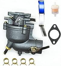 Partman Carburetor Compatible With Briggs & Stratton 390323 394228 299169 7 8 9 HP Horizontal Engine Motor Generator Tiller Mower Carb Toro Snowblower 293950 394514