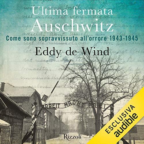 Ultima fermata Auschwitz copertina