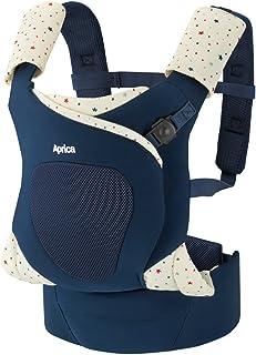 Aprica(アップリカ) 新生児から使える抱っこ紐 コアラ koala (ホールディングパッド・よだれパッド付属) ネイビー 2049499
