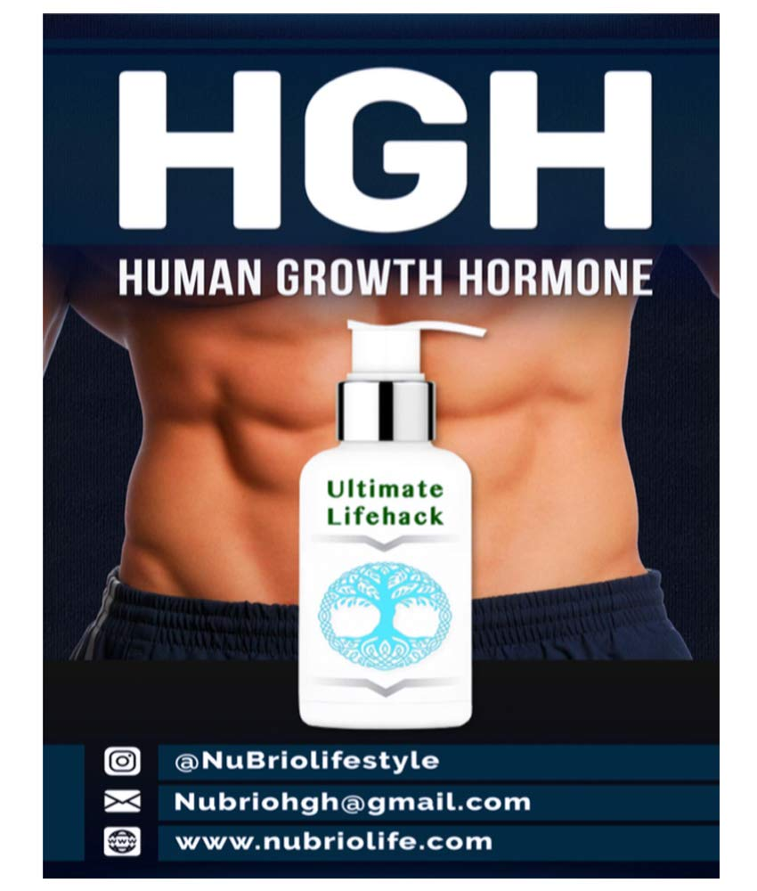 HGH HUMAN GROWTH HORMONE Ultimate ebook