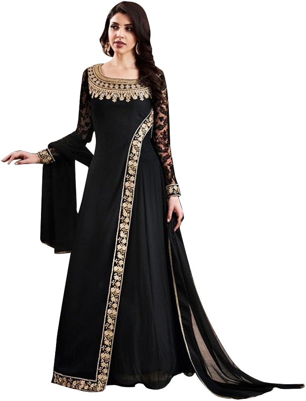 Bollywood Dresses for women Anarkali Salwar Kameez Ceremony Patyala Punjabi 739 6