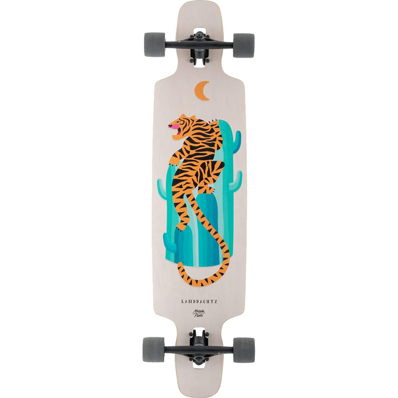Landyachtz Desert Longboard Complete Skateboard