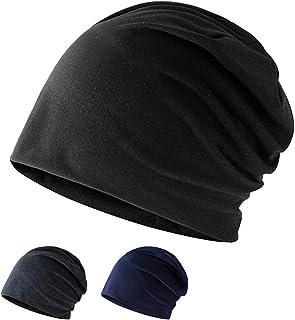 طقم قبعات صغيرة مترهلة من دريس سيسي للرجال والنساء، 3 قطع