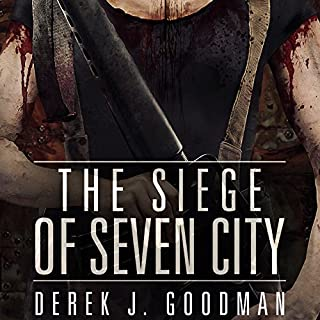 The Siege of Seven City audiobook cover art