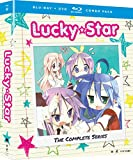 Lucky Star: the Complete Series Ova Blu-ray Import