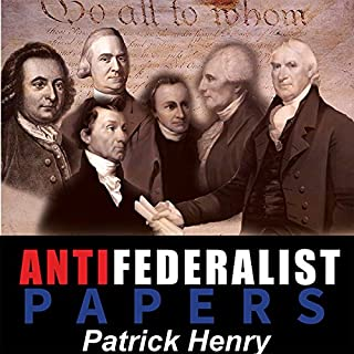 Anti Federalist Papers cover art